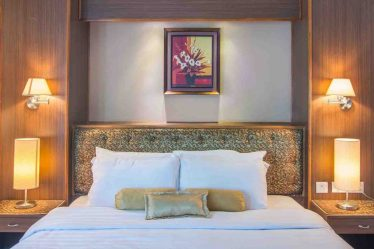 Premium Mountain View Room(Double Bed/ King Size Bed)